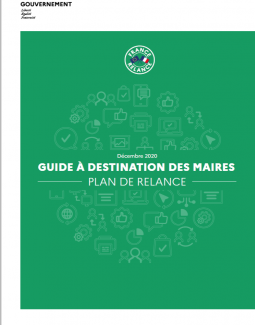 Plan de relance : un guide à destination des maires